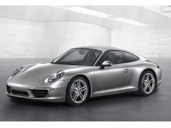 New generation Porsche 911 Carrera