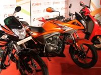 Hero MotoCorp unveils three new models ahead of 2012 Auto Ex