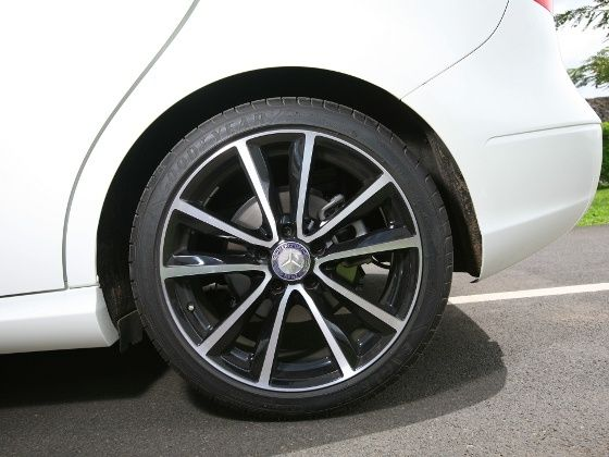B-Class wheels