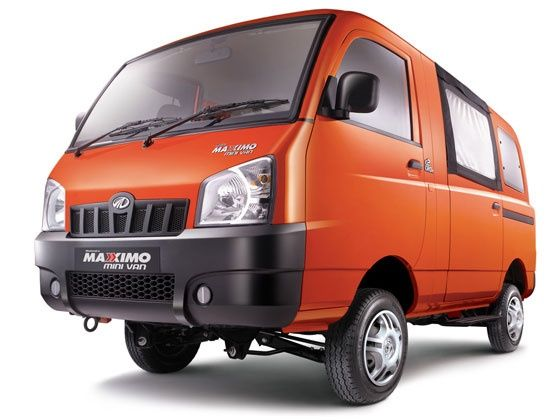 Mahindra Maxximo Minivan VX