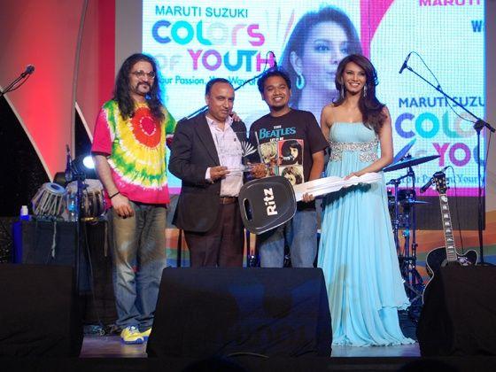 Maruti Suzuki Colors of Youth 2011 winner