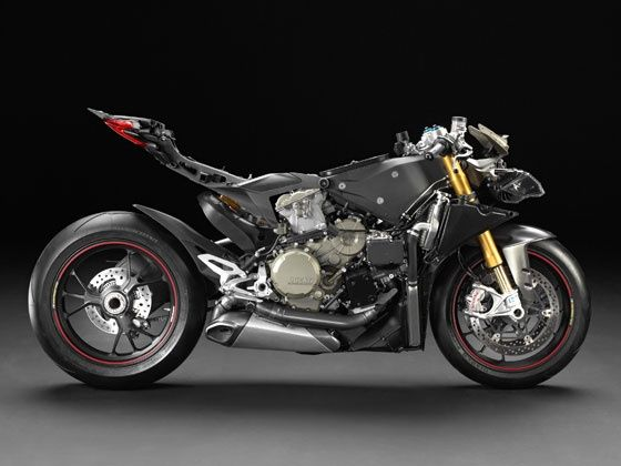 Ducati 1199 Panigale Naked