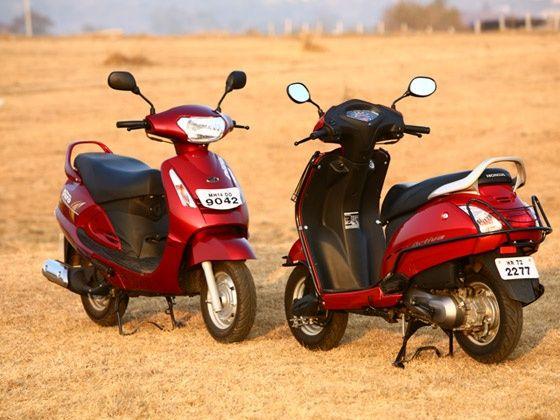 Mahindra Duro DZ vs Honda Activa Review