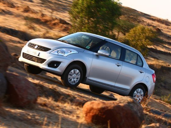 Maruti Suzuki Swift Dzire auto road test
