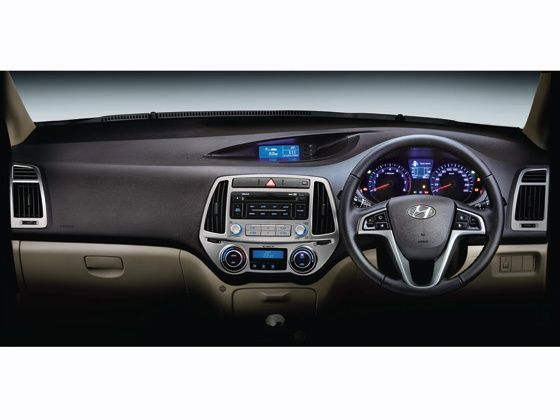 New Hyundai i-Gen i20 interiors