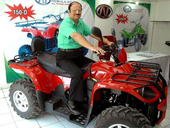Sukhdev Asnani, M.D. Nebula Automotive