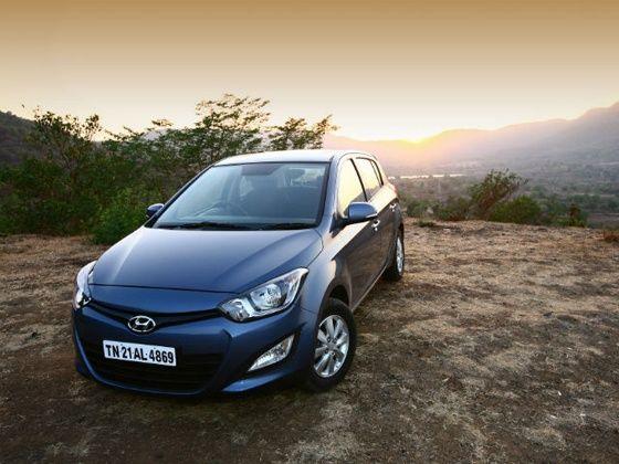 New Hyundai i-Gen i20