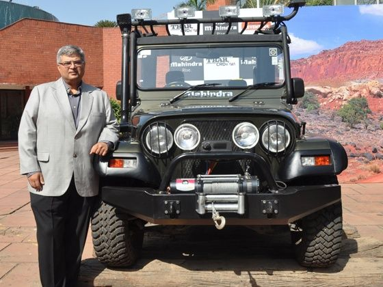 Mahindra Thar A/C version launched