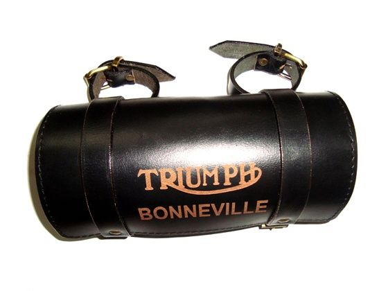 Tool Roll Bag - Triumph Bonneville Motorcycle