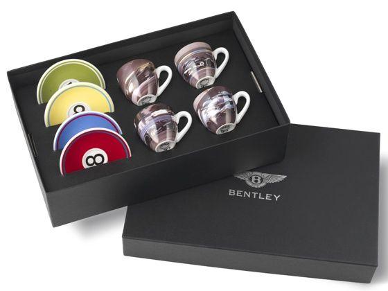 Bentley espresso cups