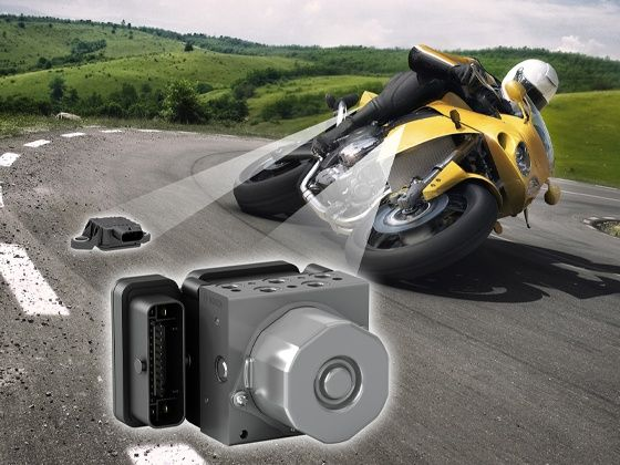 Bosch Motorcycle Stability Control