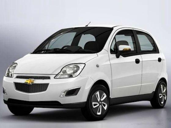 Chevrolet Spark EV India 2012