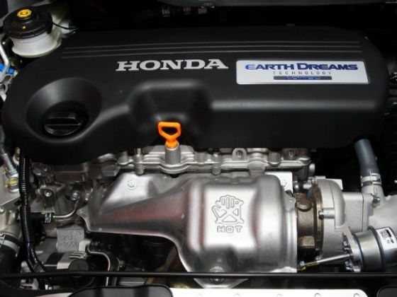 Honda 1.6 i-DTEC engine