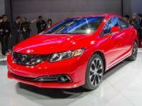 Honda Civic 2013 LA Auto Show
