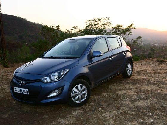 Hyundai i20 2012