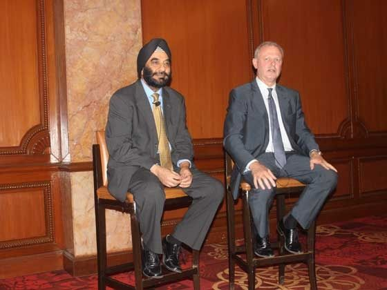 Joginder Singh to Head Ford India