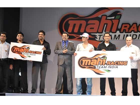 Mahi Racing Team members