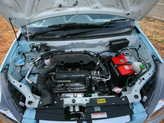 Maruti Suzuki Alto 800 engine