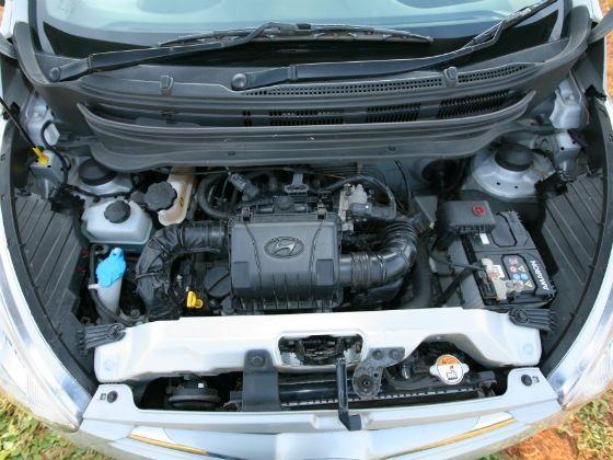 Hyundia Eon engine