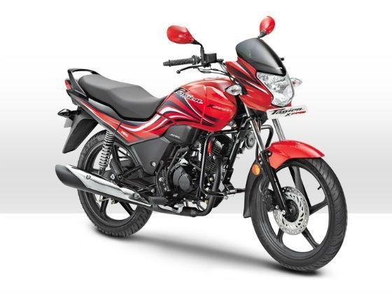 Hero Passion X Pro 110cc bike