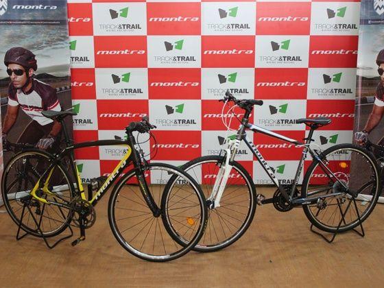 2012 range of Montra bicycles