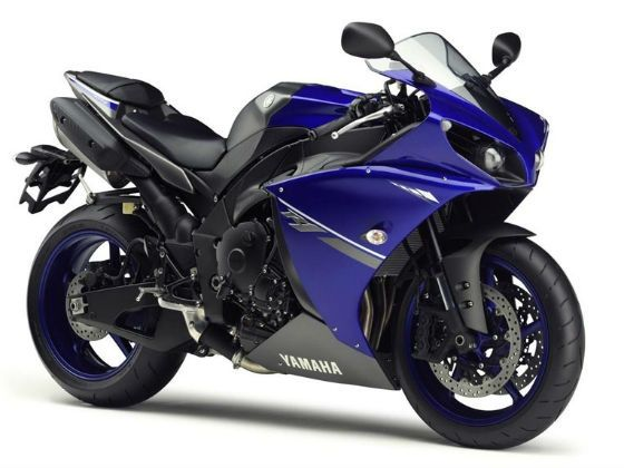 Yamaha YZF-R1 gets a new look