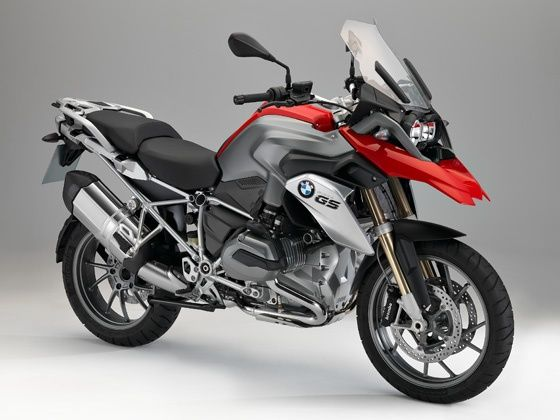 2013 BMW R 1200 GS motorcycle