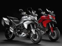 Ducati line-up gets new colours at the 2012 Intermot Show