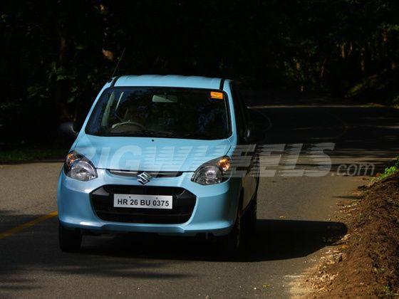 New Maruti Suzuki Alto 800 review