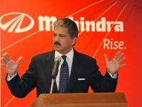 Anand Mahindra in Europe