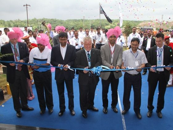 Inteva, Chakan Plant, Closure systems facility inauguration