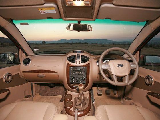 New Mahindra Xylo driver cabin