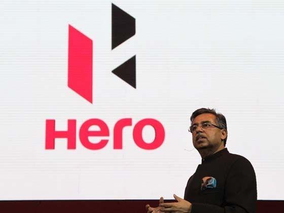 Hero MotoCorp Managing Director Pawan Munjal
