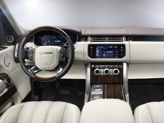Range Rover Interiors