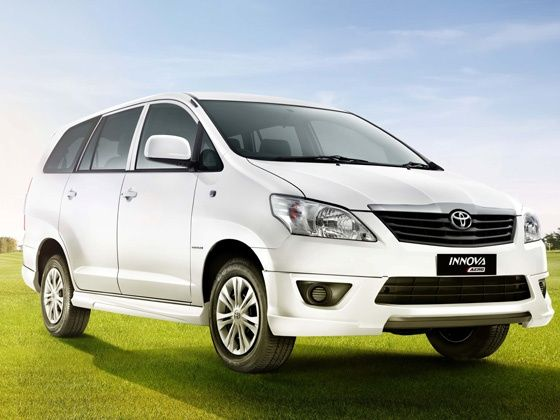 Toyota Innova Aero Limited Edition photo