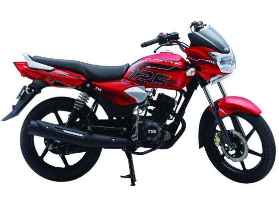TVS Phoenix 125cc bike launched