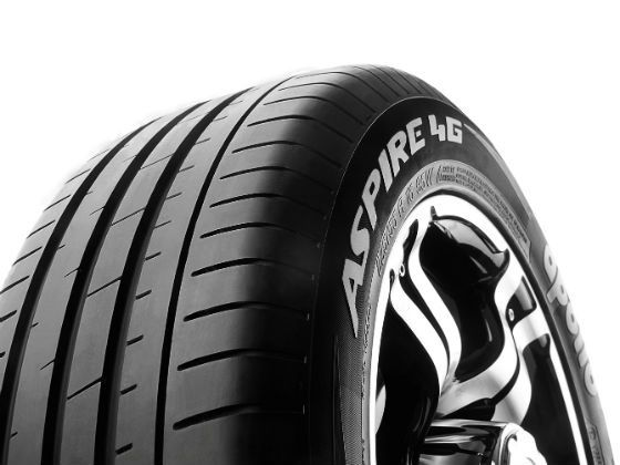 New Apollo 4G range of tyres