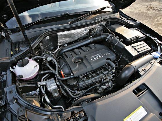 Audi Q3 TFSI engine