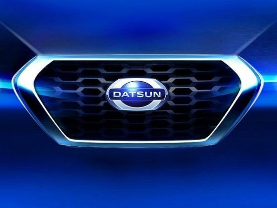 New Datsun logo for India