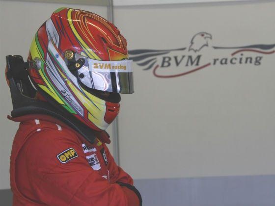 Parth Ghorpade, BVM racing team