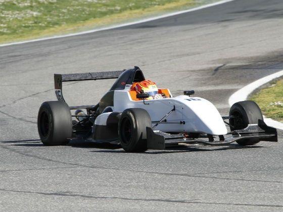 Parth Ghorpade Formula Renault 2.0 ALPS