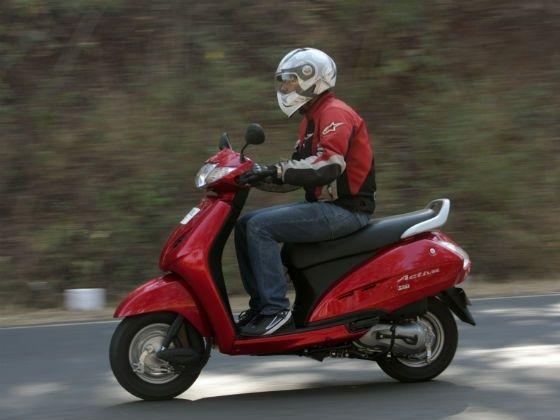 Honda Activa HET