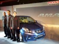 Honda Amaze launch price
