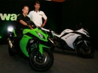 Kawasaki Ninja 300 launched