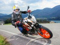 KTM 390 Duke First Ride