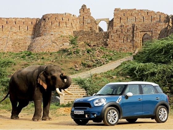 MINI begins local production of Countryman