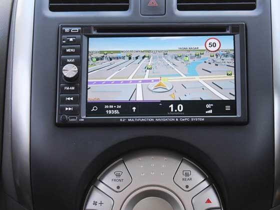 Scala Navigation Panel