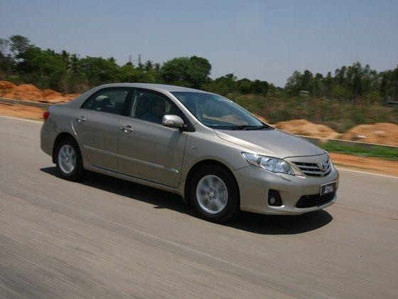 Toyota Corolla Altis launch