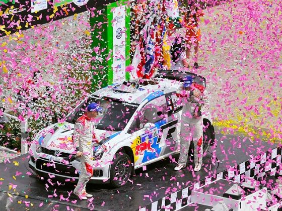 Ogier emerges victorious in 2013 Rally Mexico