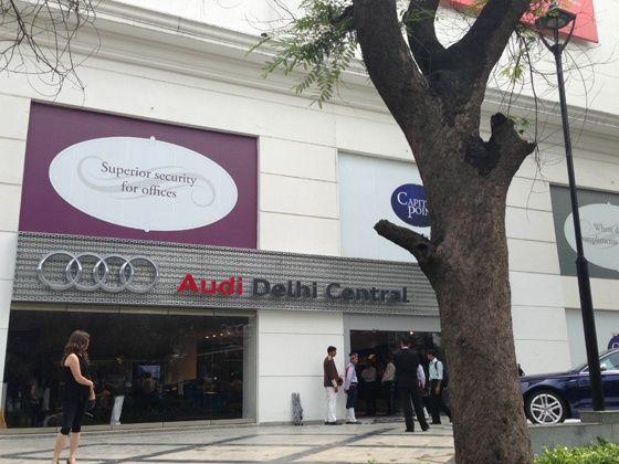 Audi India Central